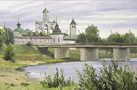 Ярославский Кремль (Спасо-Преображенский монастырь)