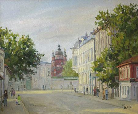 Новикова Наталия. Кострома. 2007