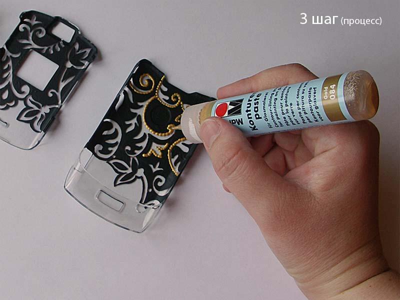 Панели для телефонов своими руками