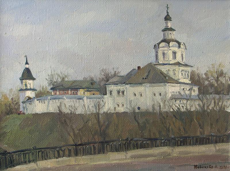 Картина «Андроников монастырь»