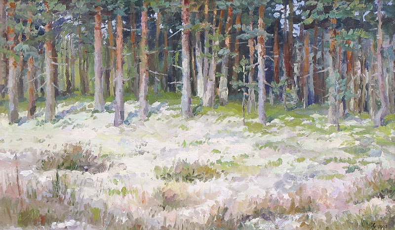 Картина Наталии Новиковой