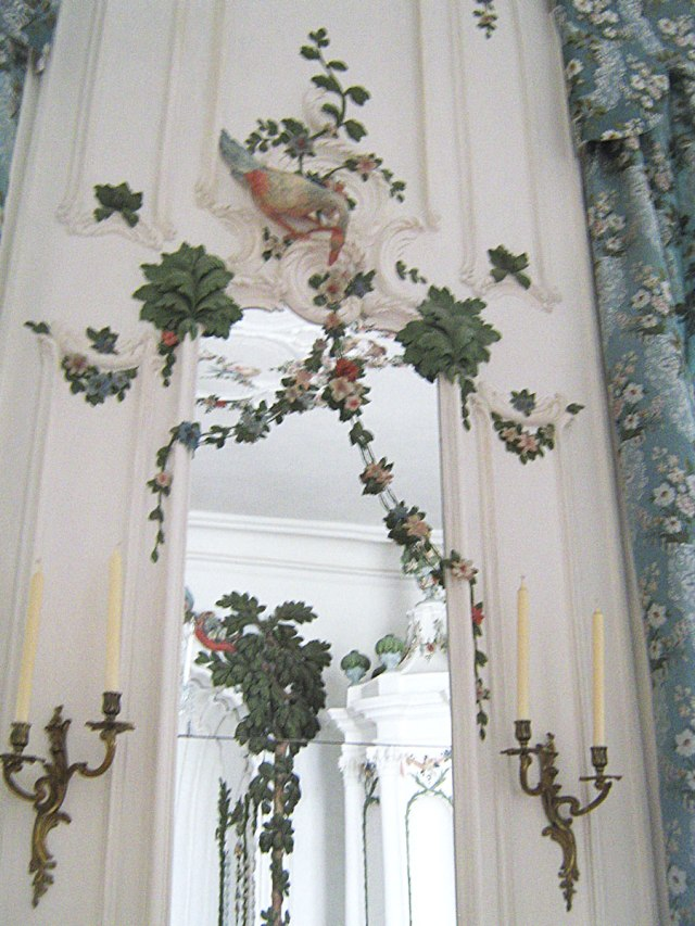 Западная часть дворца. Апартаменты герцогини.