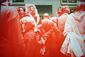 Эрик Булатов. Лувр. Джоконда. 2006