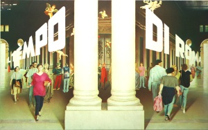 Эрик Булатов.  Il temp di Roma 1992-1993, 175x203